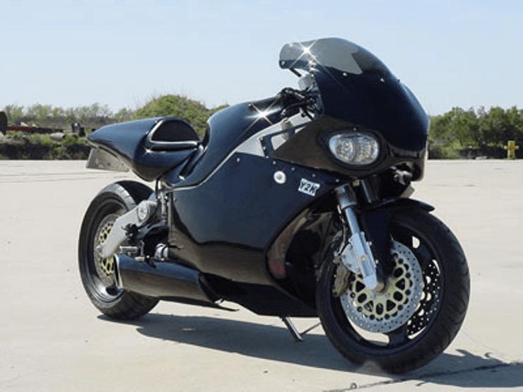 мотоцикл MTT Turbine Superbike