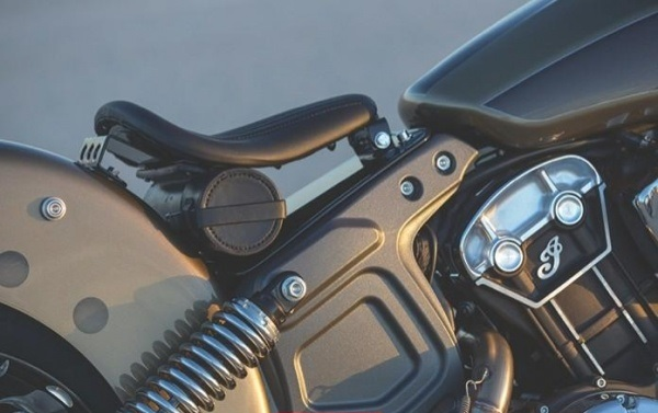 Кастом Outrider на базе Indian Scout02