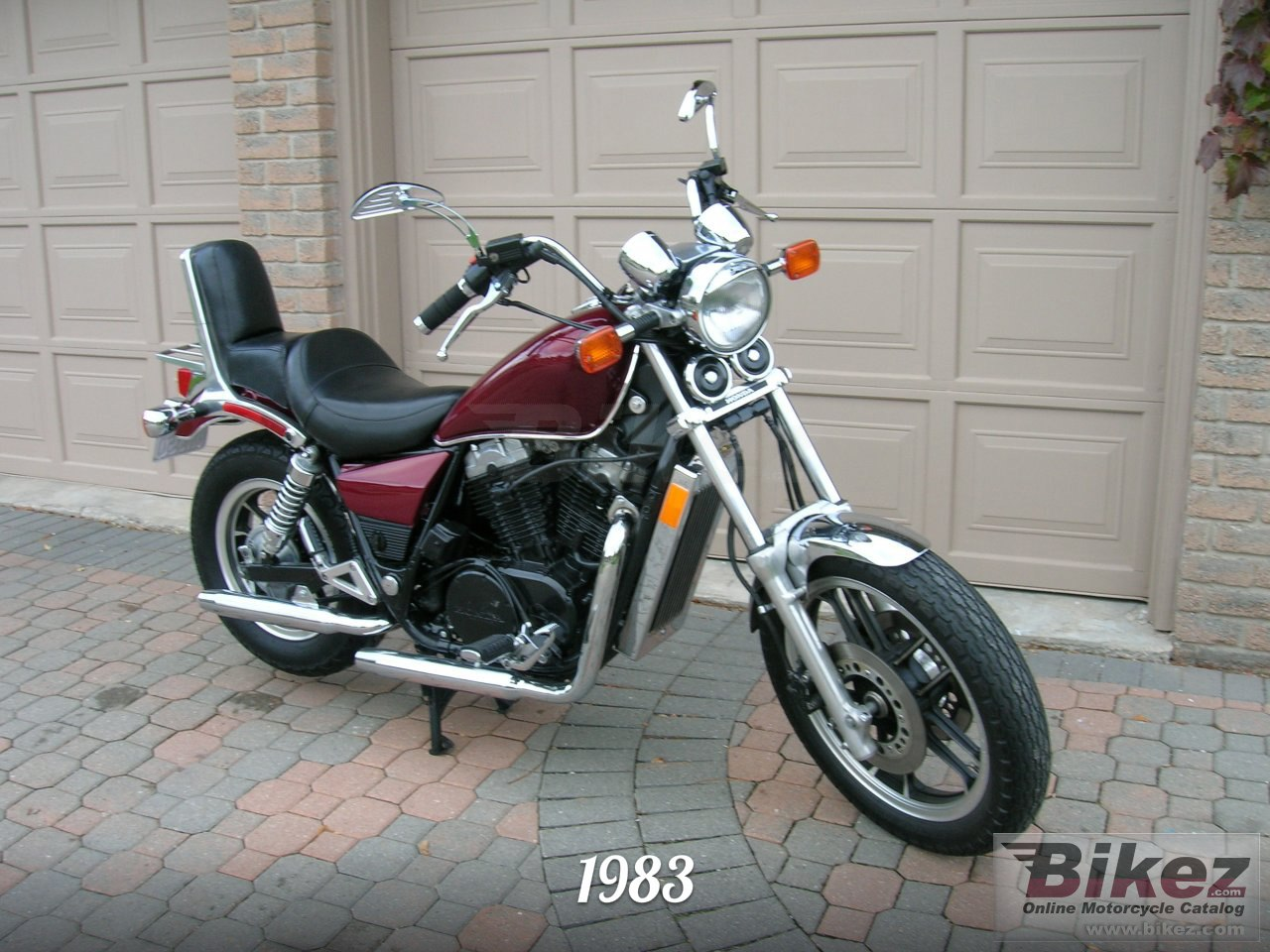Honda Shadow 750 nv #10