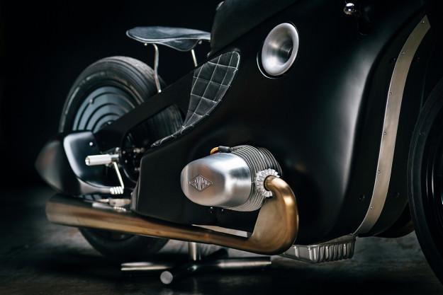 Кастом BMW Landspeeder 10