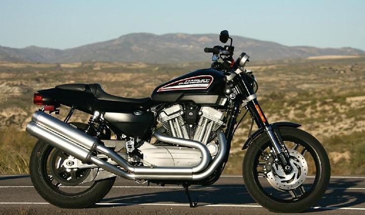Ременной привод мотоцикла
