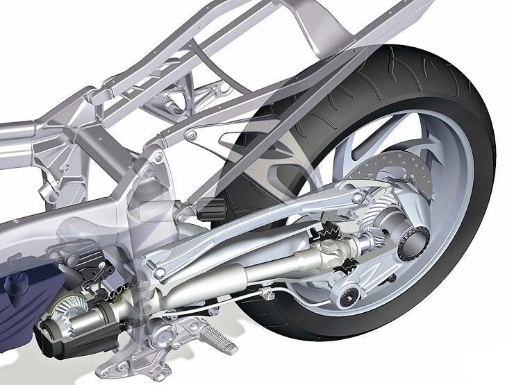 карданная передача мотоцикла
