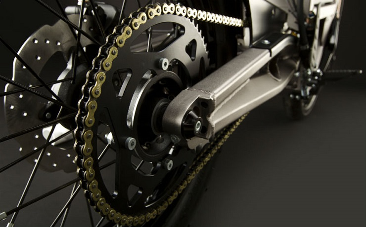 фото цепной передачи мотоцикла