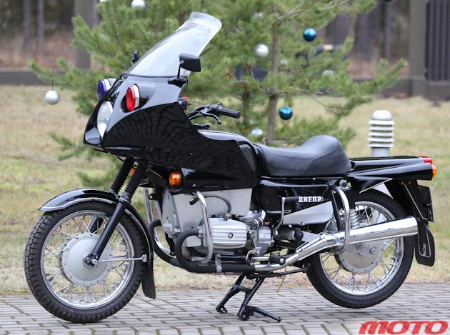 Мотоцикл «Днепр-14.9М».