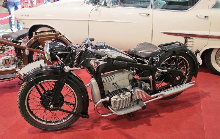 мотоцикл Zundapp K800   3