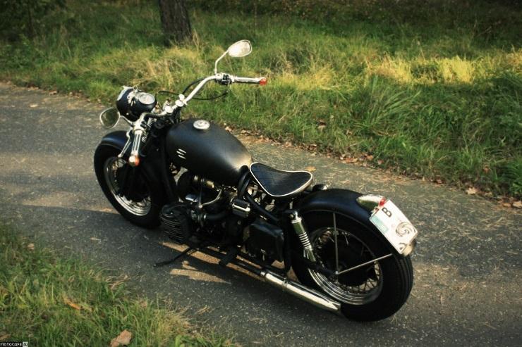 Мотоциклы Урал днепр к 750