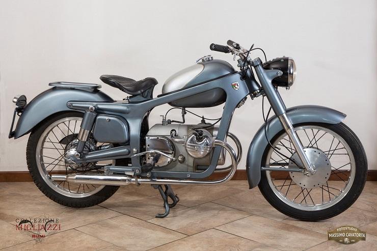 Косуля Сто50, 1953 - 1956 Capriolo Cento50 3