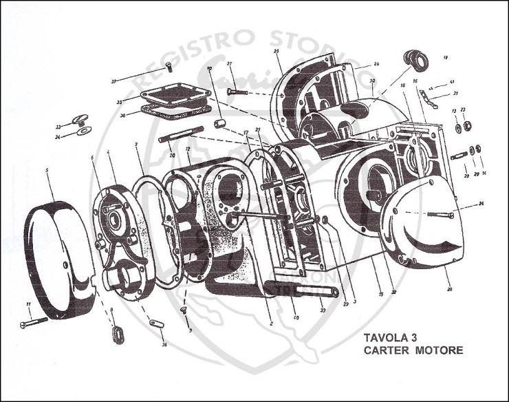 Косуля Сто50, 1953 - 1956 Capriolo Cento50 5