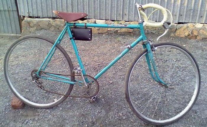 velosiped «Спутник»