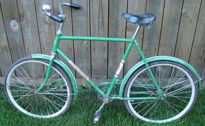 velosiped «Школьник»