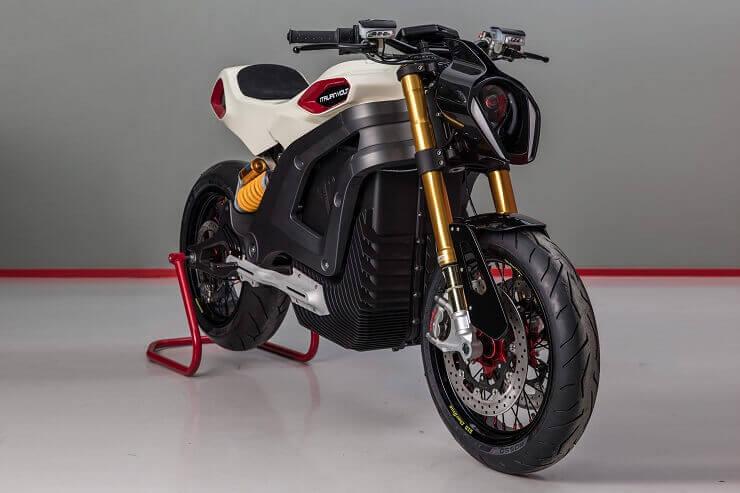 elektromotocikl Italian Volt