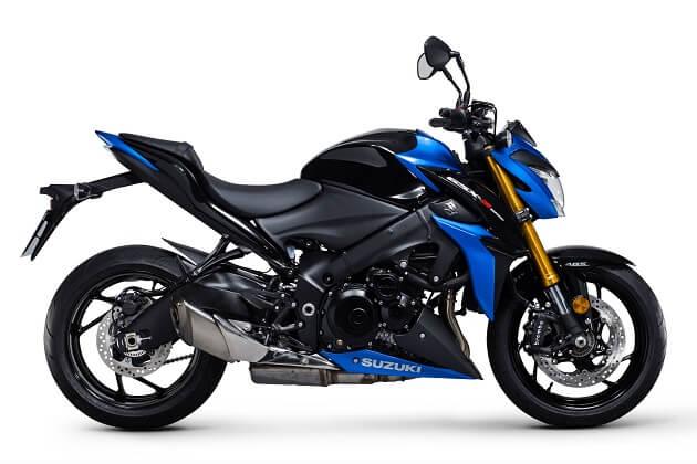 motocikl suzuki