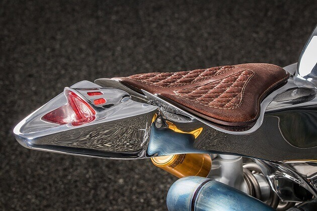 castom-motocikl Ducati 1199 S Panigale