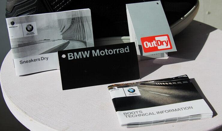 BMW SNEAKER DRY