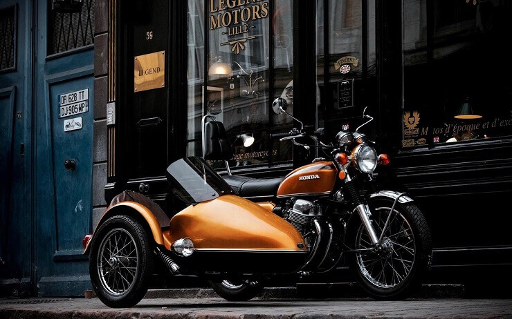 Honda CB750 1971 Four K1