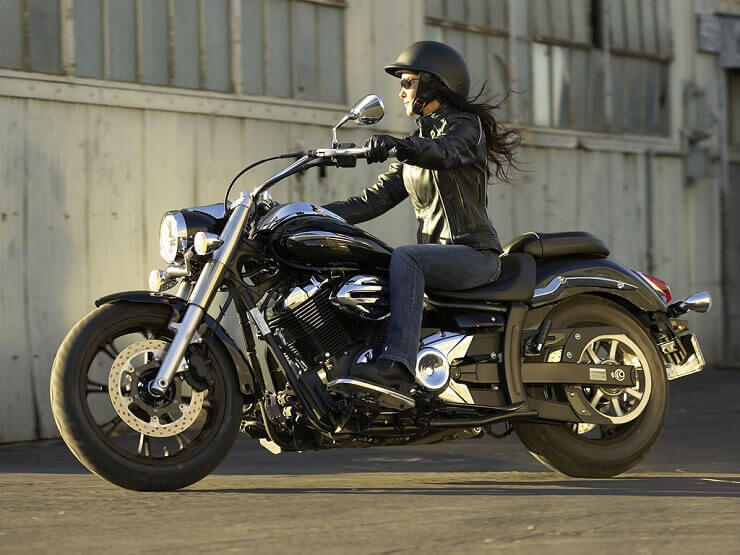 Мотоцикл Yamaha XVS 950 Midnight Star
