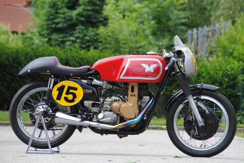мотоцикл Matchless G50