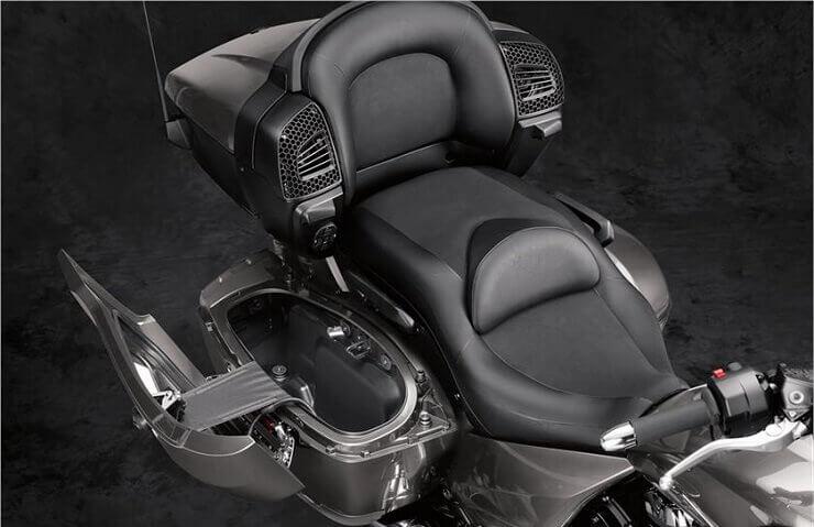 мотоцикл Yamaha Star Venture