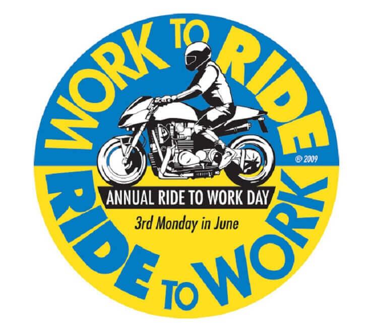Всемирная акция Ride to Work («На работу на мотоцикле»)