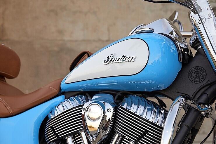 Новые мотоциклы Indian