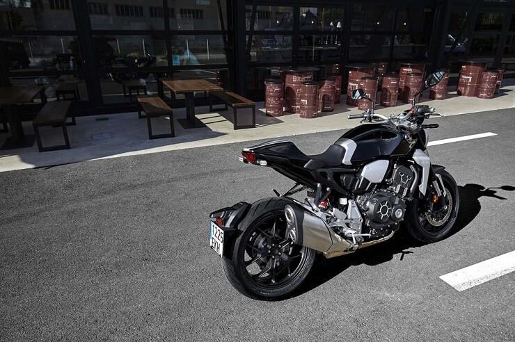 Стрит Honda CB1000R 2018