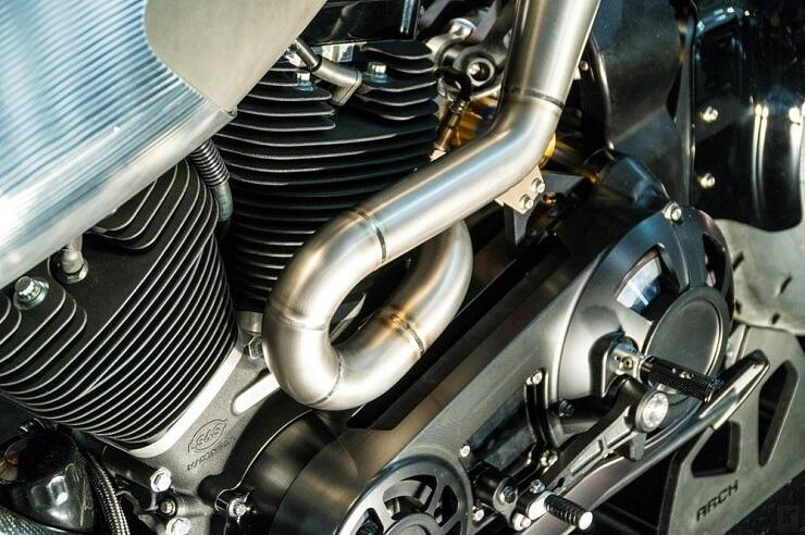 новые мотоциклы бренда Arch Motorcycle