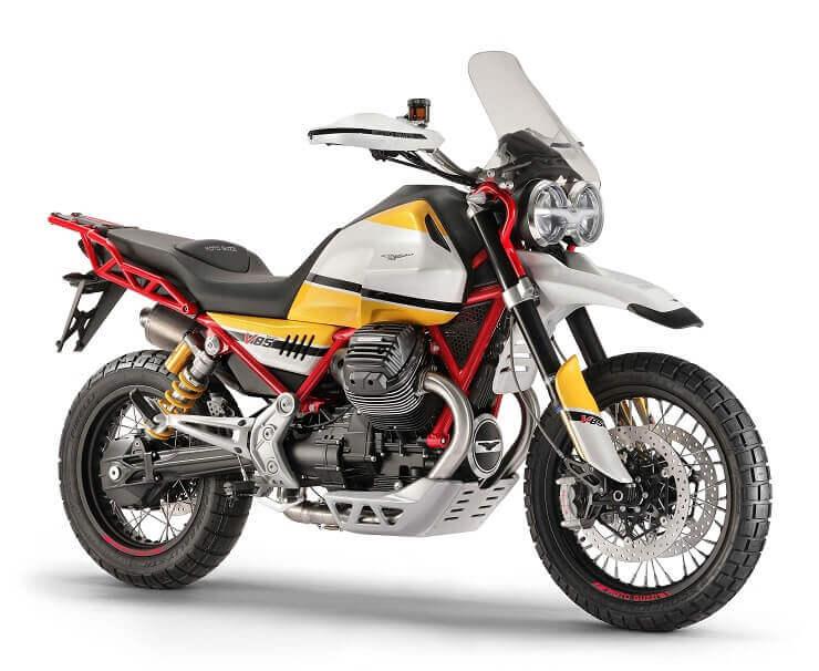 концепт-байк Moto Guzzi V85
