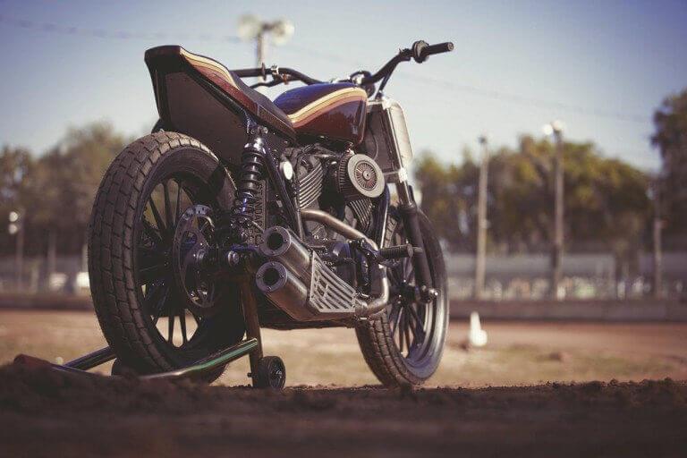 флэт-трекер Harley-Davidson XG750