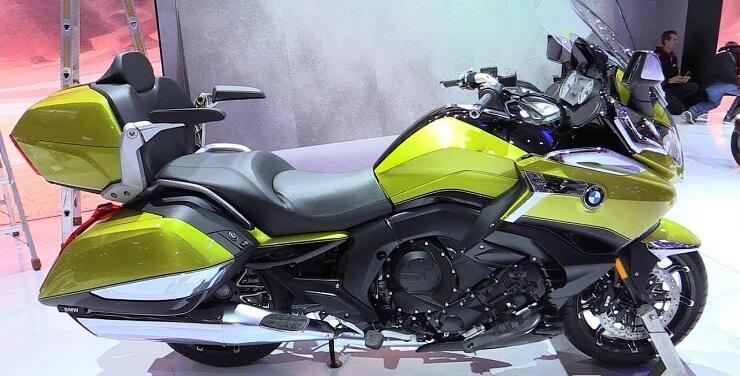 мотоцикл BMW