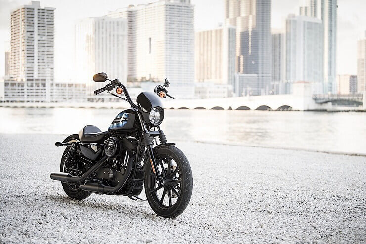 мотоцикл Harley-Davidson Iron 1200 Sportster