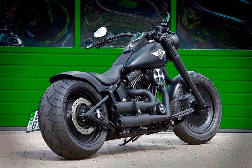 Harley Fat Boy Custom