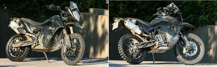 Турэндуро KTM 790 Advеnture R 2019