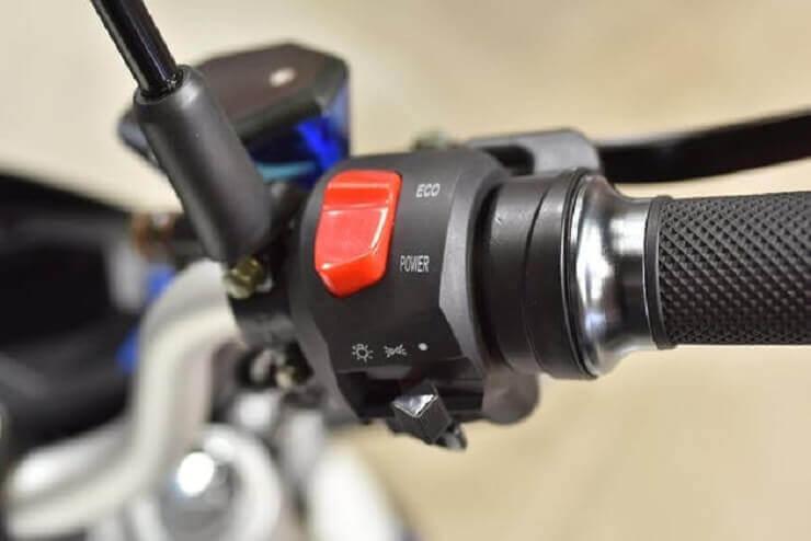 Мотоцикл на электротяге CSC за 2 000 долларов