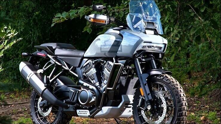 Мотоцикл Harley-Davidson Pan America