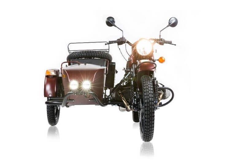 Новый мотоцикл «Урал» в линейке 2019 года