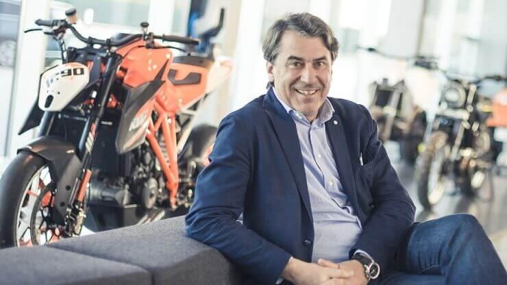 KTM хочет купить Ducati