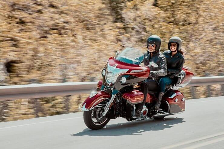 Мотоцикл Indian Limited-Edition 2019 Roadmaster Elite