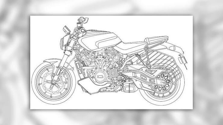Стритфайтер Harley-Davidson