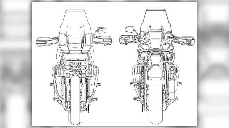 Турэндуро Harley-Davidson Pan America