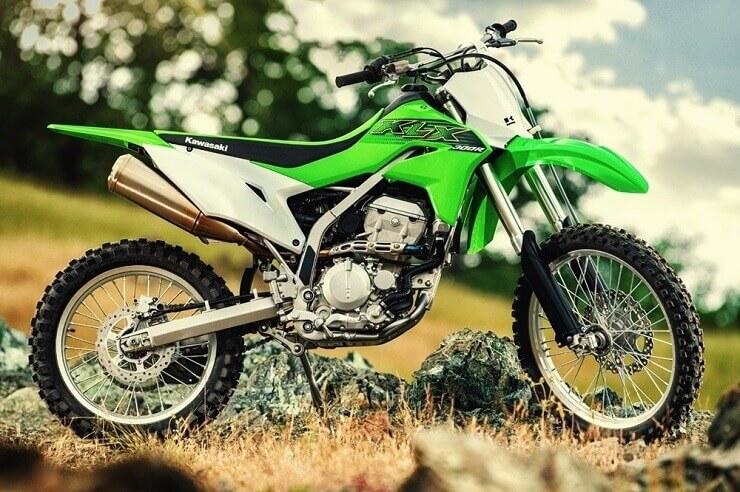 Kawasaki KLX300R — новинка 2020 года