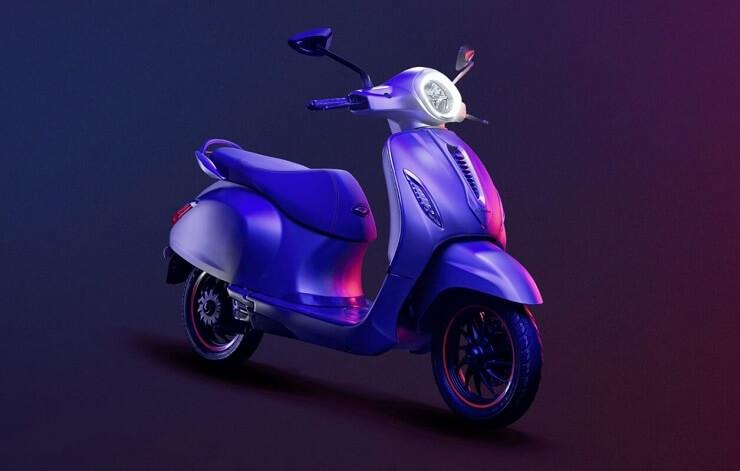 KTM выпустит скутер на базе Bajaj